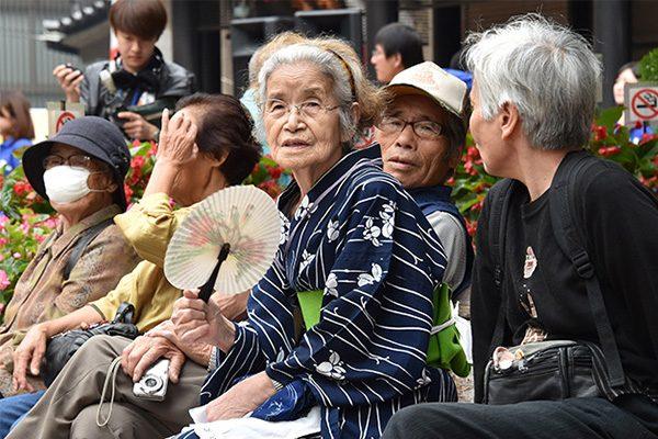 Elderly Society Japan